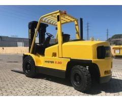 HYSTER H5.00XM container version